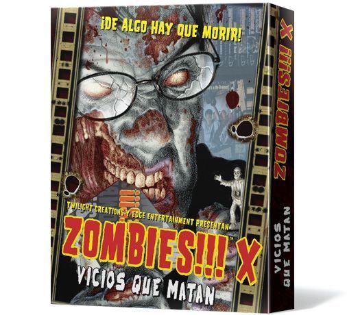 ZOMBIES!!! X Vicios que Matan