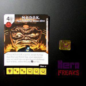Dice Masters Marvel Deadpool - 023 M.O.D.O.K. (C)