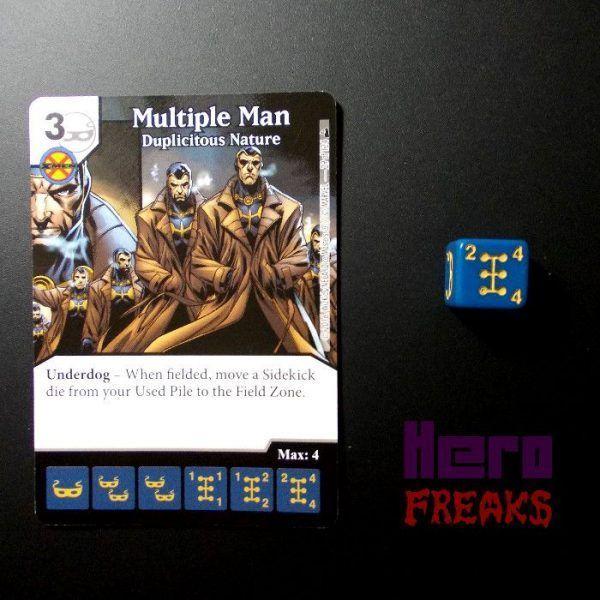 Dice Masters Marvel Deadpool - 029 Multiple Man (C)