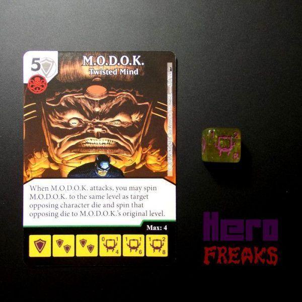 Dice Masters Marvel Deadpool - 063 M.O.D.O.K. (U)