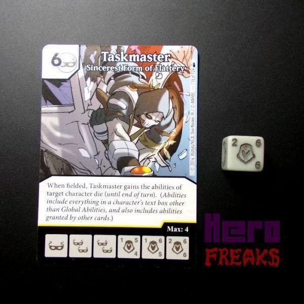 Dice Masters Marvel Deadpool - 115 Taskmaster (R)