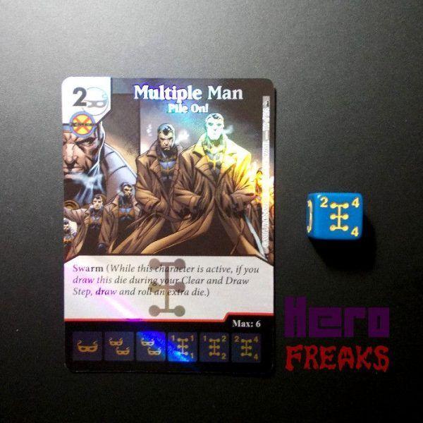 Dice Masters Marvel Deadpool - 119 Multiple Man (SR)