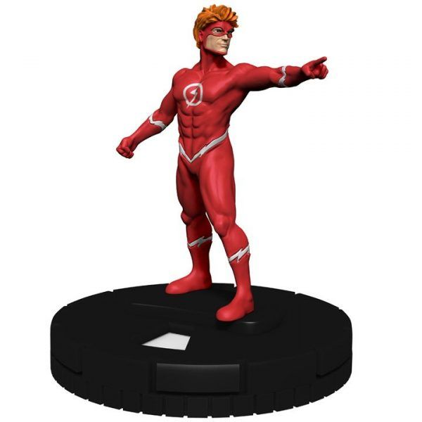 Heroclix DC Wonder Woman 008 The Flash