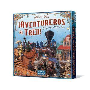 ¡Aventureros al Tren! El Juego de Cartas