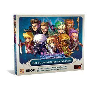 Arcadia Quest Kit de Conversión