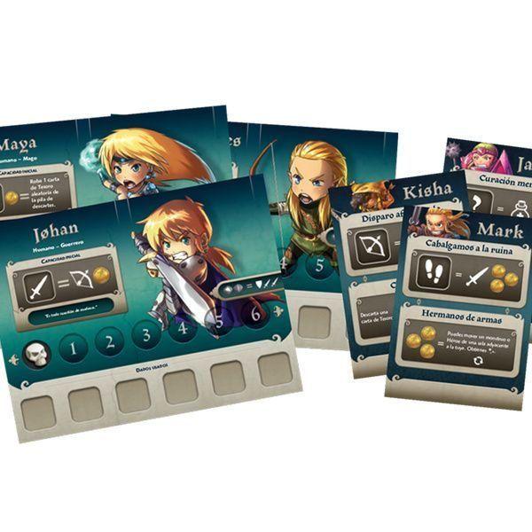 Arcadia Quest Kit de Conversión Contenido