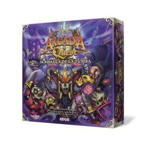 Arcadia Quest Más Allá de la Tumba
