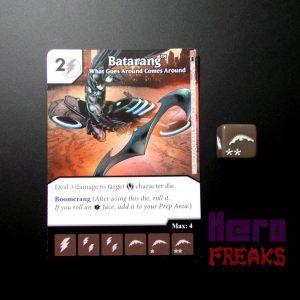 Dice Masters DC Batman - 004 Batarang (C)