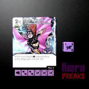 Dice Masters DC Batman - 005 Batgirl (C)