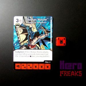 Dice Masters DC Batman - 037 Thomas Wayne (C)