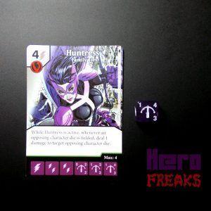 Dice Masters DC Batman - 058 Huntress (U)