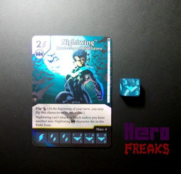 Dice Masters DC Batman - 102 Nightwing (R)