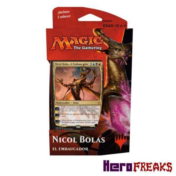 Magic The Gathering La Hora de la Devastación Mazo Nicol Bolas