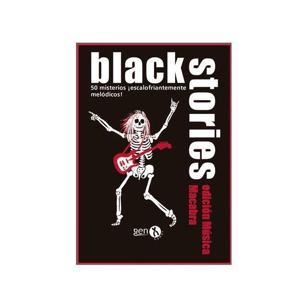 Black Stories Edición Música Macabra