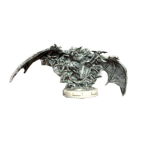 HF Heroclix DC Jokers Wild 055 Man Bat (Sketch Variant)