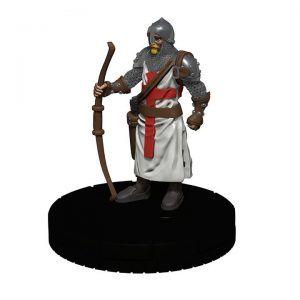 Heroclix DC 15th Anniversary Elseworlds - 019 Oliver Queen Templar