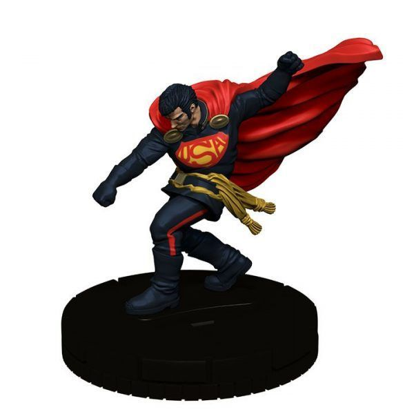 Heroclix DC 15th Anniversary Elseworlds - 039 Sergeant Kent