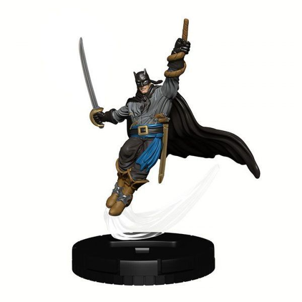 Heroclix DC 15th Anniversary Elseworlds - 043 Leatherwing