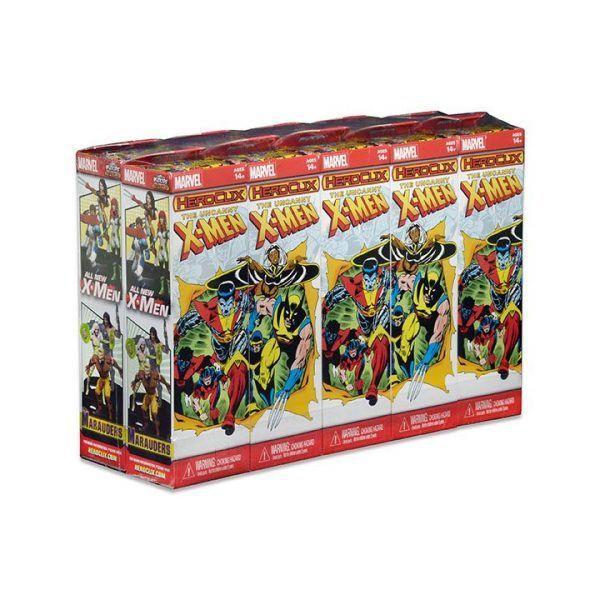 Heroclix Marvel Uncanny X-Men Booster Brick