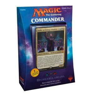 MTG Commander 2017 Hechicería Arcana