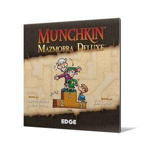 Munchkin Mazmoras de Luxe