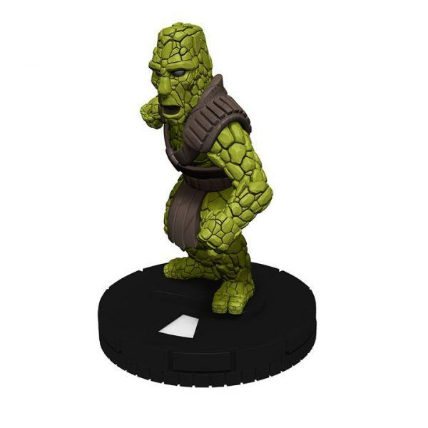 Heroclix Marvel The Mighty Thor - 011 Stone Men of Saturn