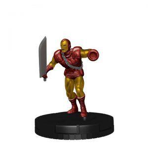 Heroclix Marvel The Mighty Thor - 019 Iron Man