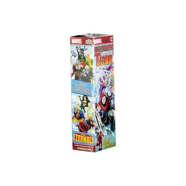 Heroclix Marvel The Mighty Thor - Booster