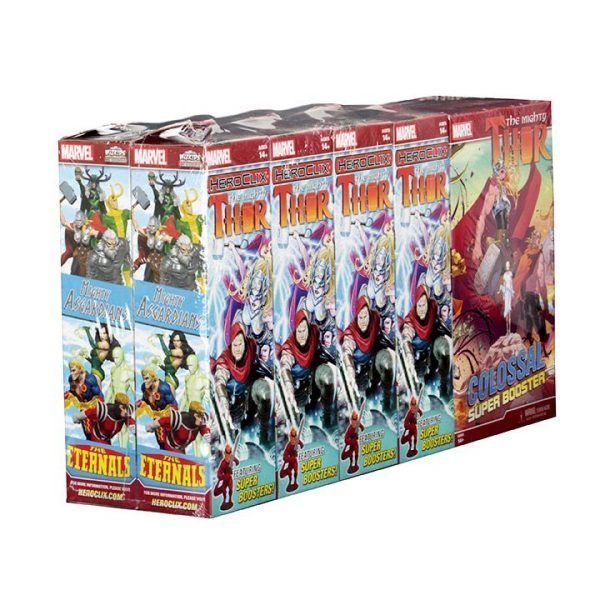 Heroclix Marvel The Mighty Thor - Booster Brick