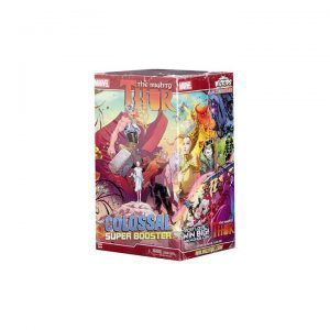 Heroclix Marvel The Mighty Thor - Colossal Booster
