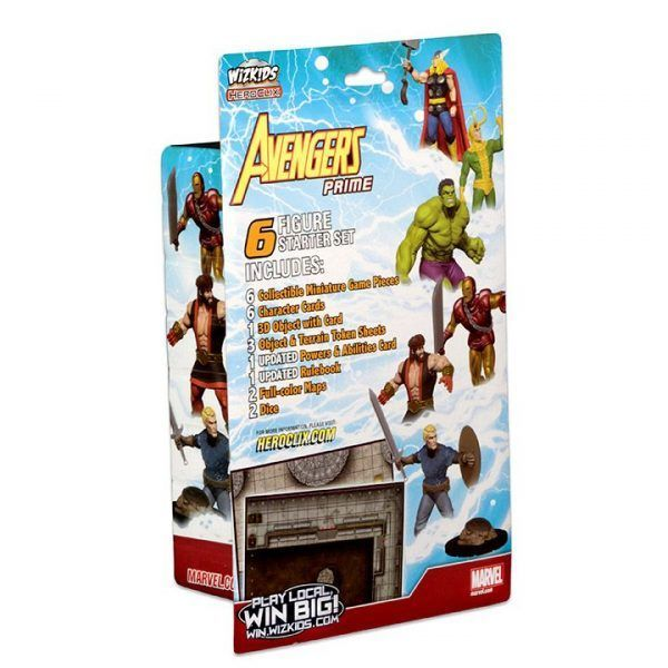 Heroclix Marvel The Mighty Thor - Starter Set