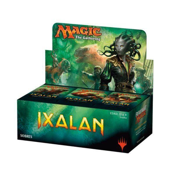 Magic The Gathering Ixalan - Caja de sobres 2