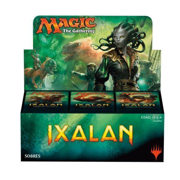 Magic The Gathering Ixalan - Caja de sobres