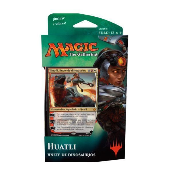 Magic The Gathering Mazo Planeswalker - Huatli