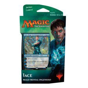 Magic The Gathering Mazo Planeswalker - Jace