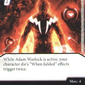 Dice Masters Marvel Guardians of the Galaxy 001 Adam Warlock (C)