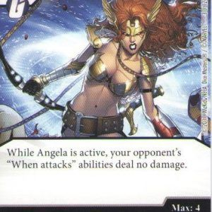 Dice Masters Marvel Guardians of the Galaxy 003 Angela (C)