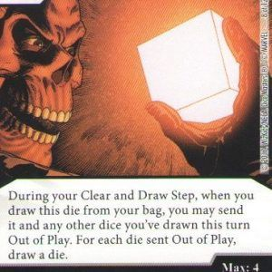 Dice Masters Marvel Guardians of the Galaxy 008 Cosmic Cube (C)