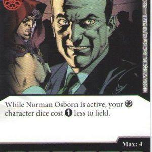Dice Masters Marvel Guardians of the Galaxy 024 Norman Osborn (C)