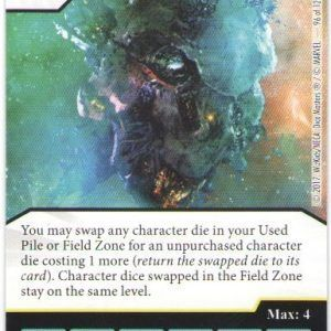 Dice Masters Marvel Guardians of the Galaxy 096 Knowhere (R)