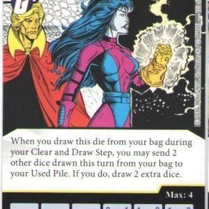 Dice Masters Marvel Guardians of the Galaxy 101 Nebula (R)