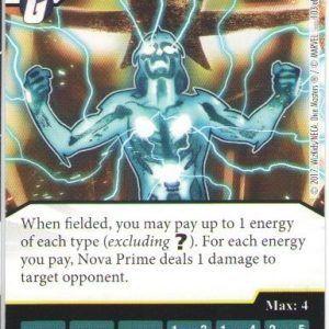 Dice Masters Marvel Guardians of the Galaxy 103 Nova Prime (R)