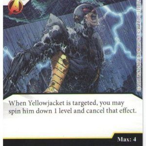 Dice Masters Marvel Guardians of the Galaxy 115 Yellow Jacket (R)