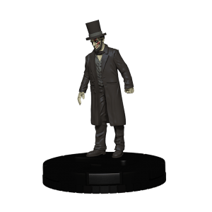 Heroclix Undead - 0008 Zombie Abraham Lincoln