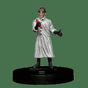 Heroclix Undead - 002 Dr Frankenstein