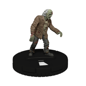 Heroclix Undead - 010 Zombie Shambler