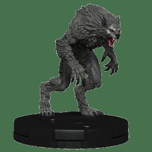 Heroclix Undead - 014 Werewolf Alpha