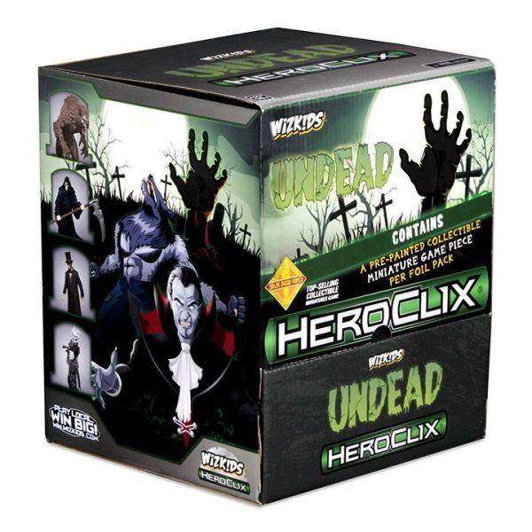 Heroclix Undead - Gravity Feed
