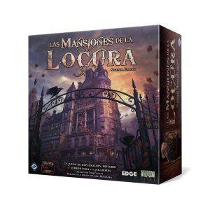Las Mansiones de la LocuraLas Mansiones de la Locura