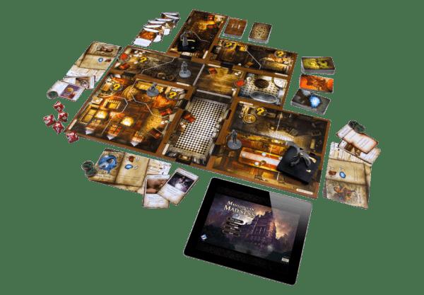 Las Mansiones de la Locura Content 2